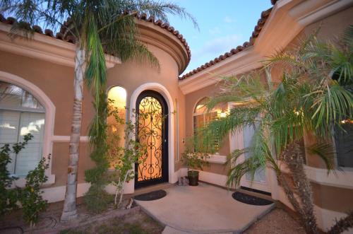 Luxury Hacienda in Paradise Heights, Scottsdale