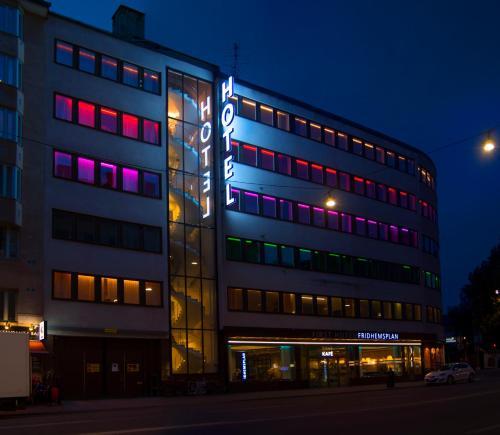 Foto hotell First Hotel Fridhemsplan