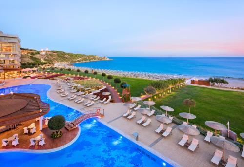 Rhodos Karte Faliraki.Elysium Resort Spa Griechenland Faliraki Booking Com