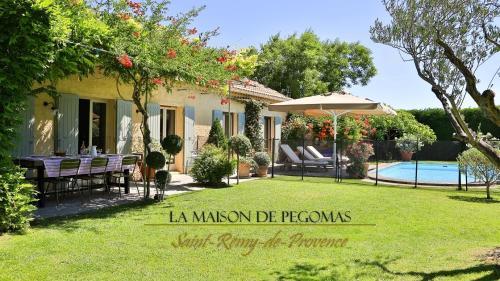 Maison de Pegomas