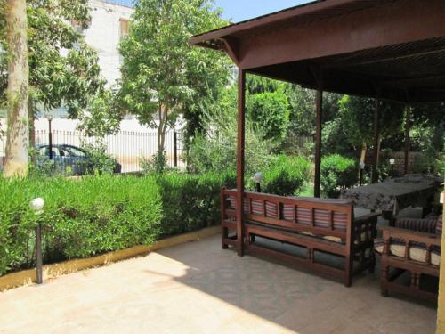 Green Villa in Luxor