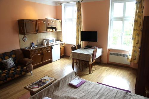 Apartment on Krale Jiriho 35