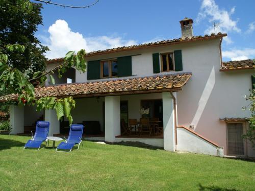 Borgo Di Casignano Portico