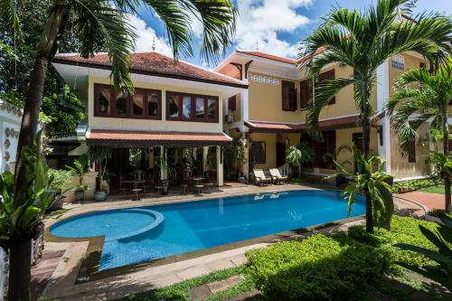 HanumanAlaya Colonial House