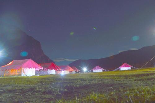 Himalayan Routes Camp Sarchu