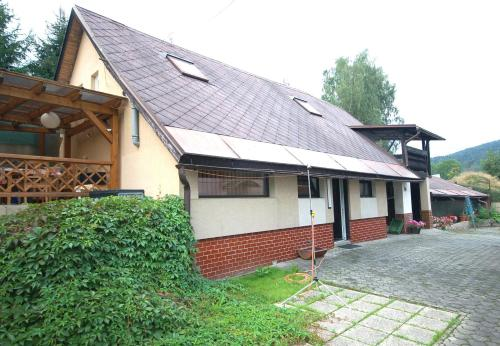 Two-Bedroom Holiday home in Janov nad Nisou/Isergebirge 1784