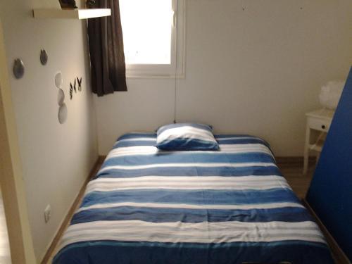 Un ou plusieurs lits dans un hébergement de l'établissement Maison de la Foret