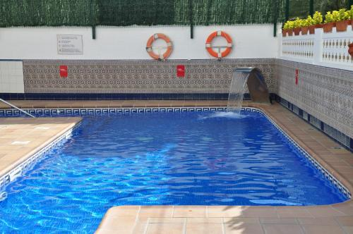 The swimming pool at or close to Casablanca Suites - Adults Only