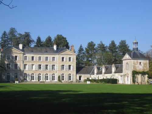 Chambres d'hôtes du Château de Champvallins