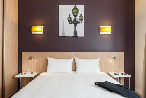 Appart Hotel Clichy Adagio
