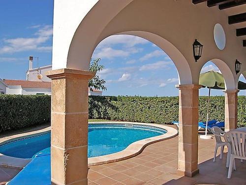 Holiday Home Villas Begonias V3D AC 01