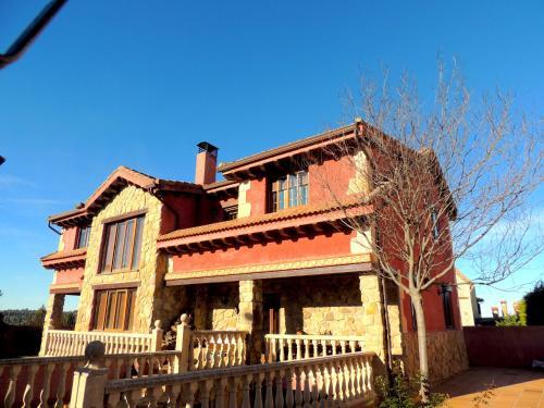 Будинок для відпочинку Casa El Enebral (Іспанія Prádena ...