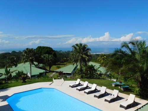 Hotel Lookout Playa Tortuga Ojochal