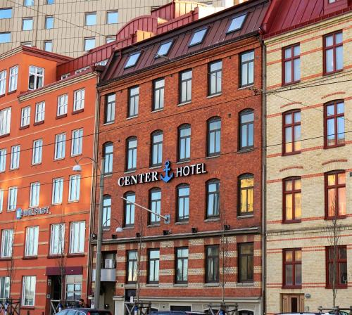 Foto hotell Center Hotel - Sweden Hotels