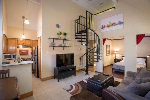 Penthouses at The Railyard Condominiums Austin