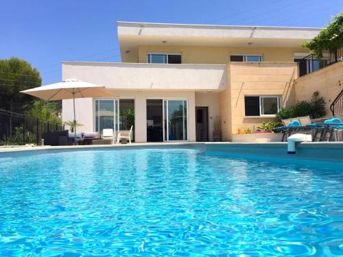 Villa Californienne à Nice