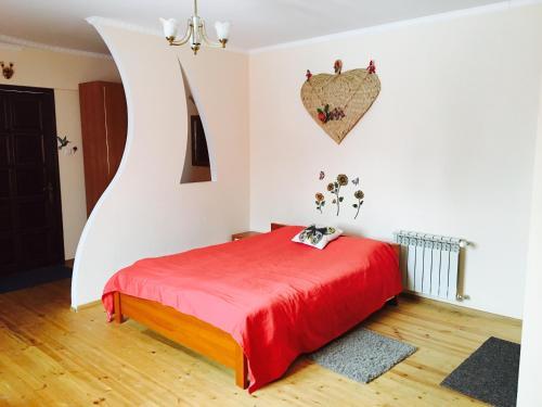 Perfecte Kamer Inloopkast : Vakantiehuis vasilinka wit rusland tel'my pervyye booking.com