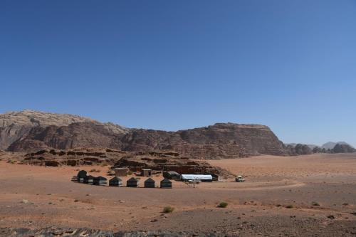 Wadi Rum Travel Camp