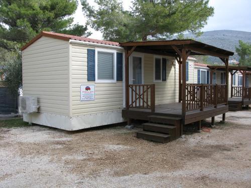 Campsite Mobile Homes Autotrip