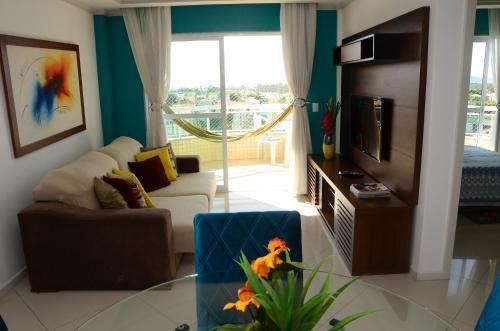 Apartamento 3 Quartos com Varanda - Cabo Frio