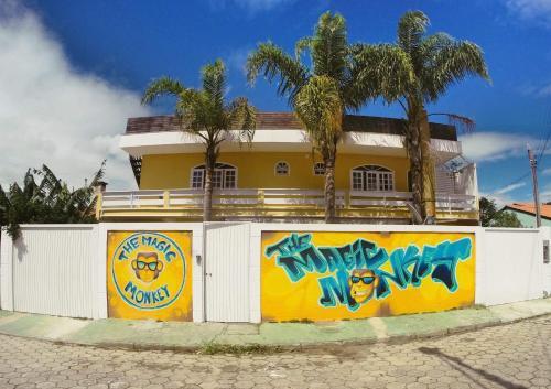The Magic Monkey Hostel