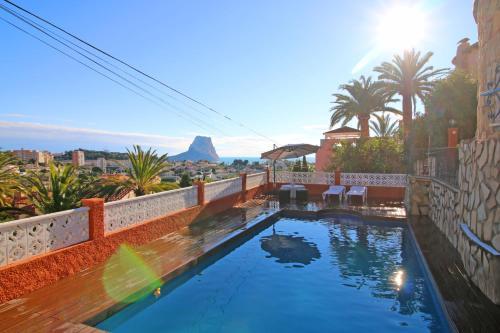 Holiday Villa Edel