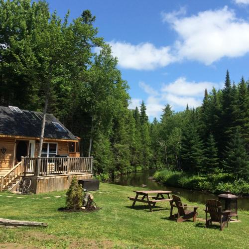 Kouchibouguac back country cabin