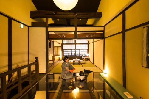 NAZUNA Kyoto Aneyakoji tei -Warmth & Functional-