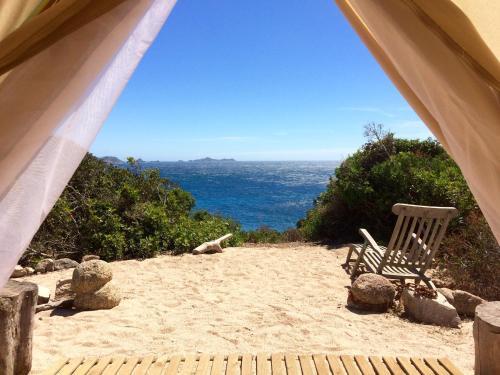 Tentes de luxe dans cette r gion corse 3 camps de tentes for Appart hotel ajaccio