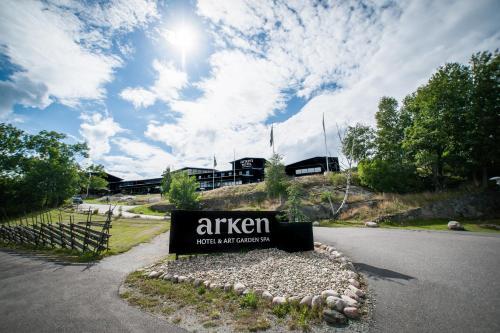 Foto hotell Arken Hotel & Art Garden Spa