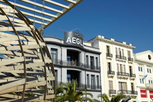 Aegli Hotel - 24, Argonafton Str. Greece