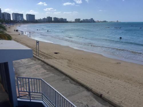 Playa Mar Beachfront Apartment at Isla Verde