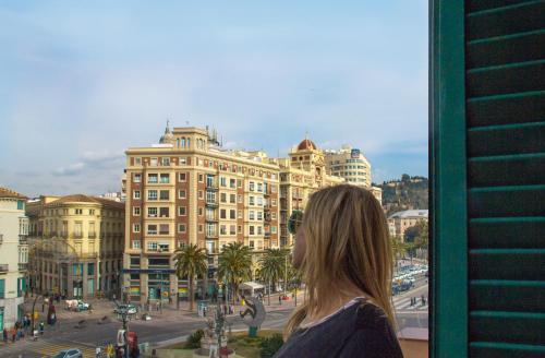 Bild på hotellet Venecia i Malaga
