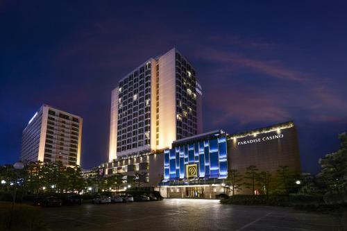 Paradise Hotel and Casino Busan
