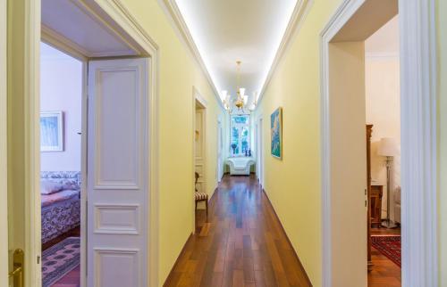 Hall ou réception de l'établissement Apartment Luxury Waterfront