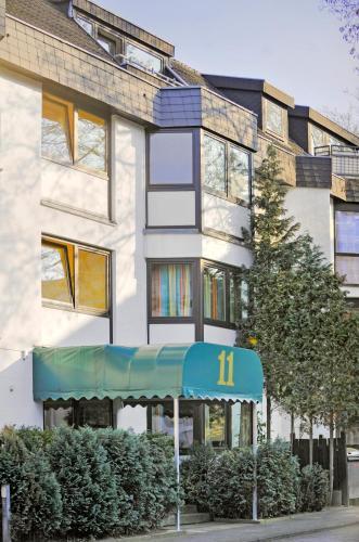 Apartmenthaus No. 11