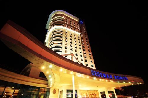 德德曼科尼亞酒店及會議中心