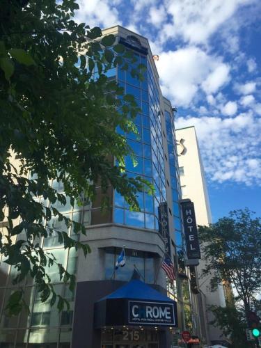 Hotel Chrome Centre Ville Kanada Montreal Booking Com