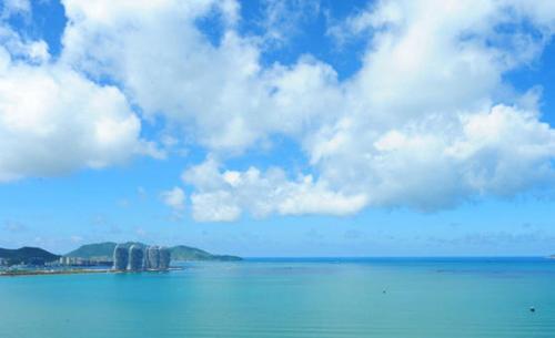Xiaoyaoxuan Seaview Apartment