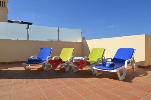 Sunset Villas, Luxury Penthouse