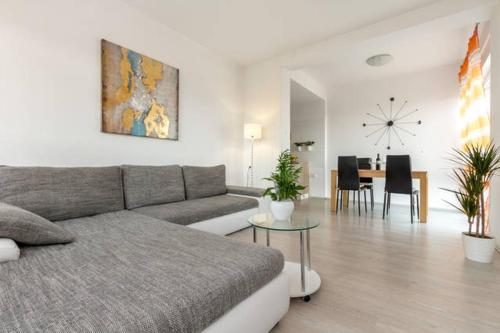 Setusvæði á Apartment Roza