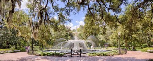 Savannah Parkside