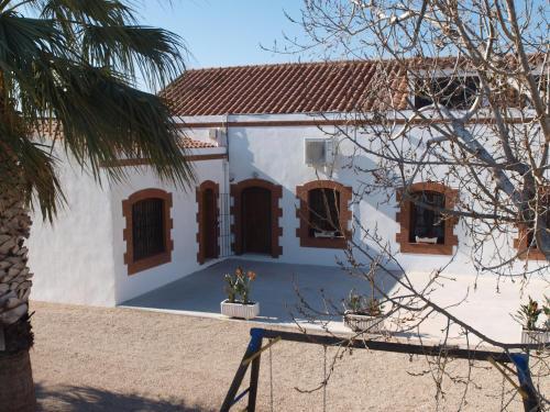 Casa de Campo Casilla del mas dAvall (Espanha Deltebre ...