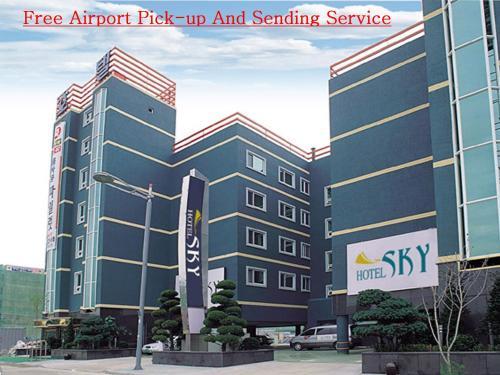 Hotel Sky, Incheon Airport