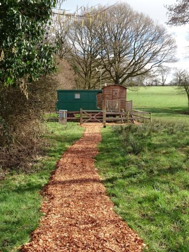 Alice Street Farm Shepherds Hut