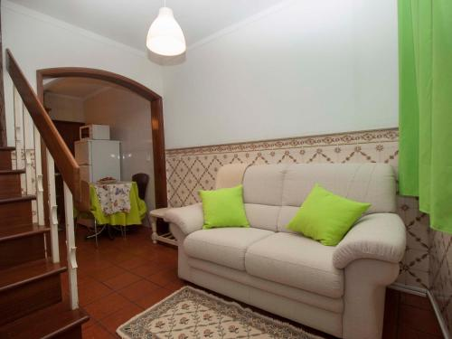 A seating area at Casa no Rossio