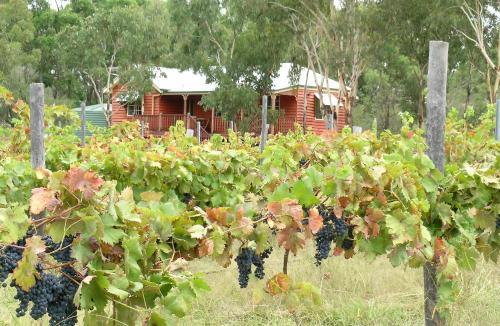Fergies Hill Spa Cottage @ Granite Ridge Wines