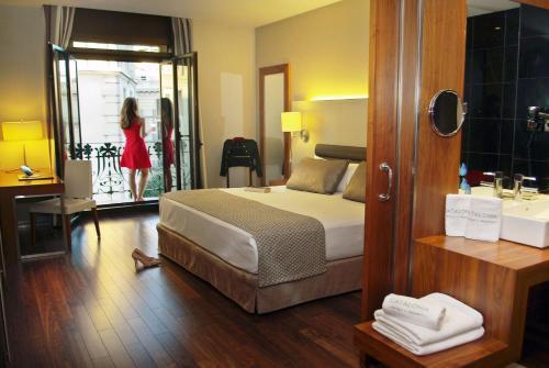 加泰羅尼亞蘭布拉大道酒店