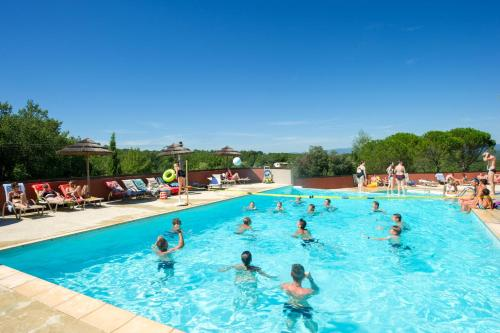 Camping Sunissim Domaine de Chaussy