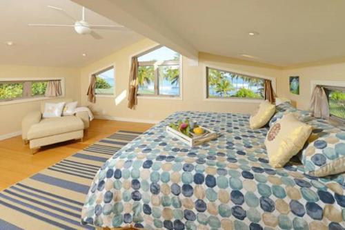 Paia Beach Luxury Home